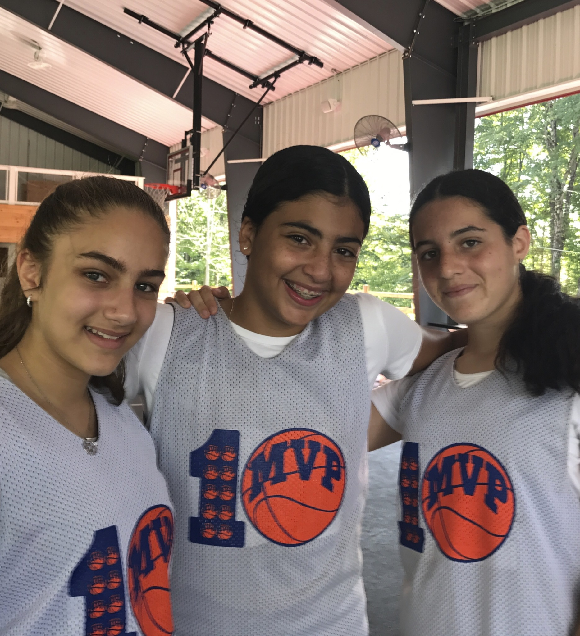 MVP Girls Camp Celebrates 10th Successful Season - The 5